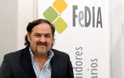 Diego Villafañe renueva su mandato como Presidente de FeDIA
