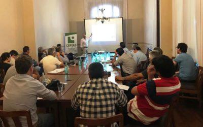 CEPIAS brinda conferencia sobre Envases Vacíos de Fitosanitarios a sus socios